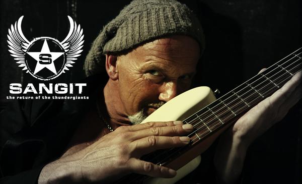 Björn Both´s Sangit – the return of the thundergiants live in Flensburg