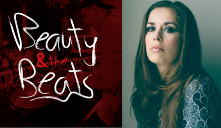Volksbad Flensburg: Freitag feine Party: Beauty & the Beats / Samstag feine Songs: Ida Gard