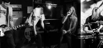 Live im Volksbad: Dark Hansen, From Harbour & Lirr.