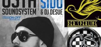 Sido kommt zur Flensburger Rap-Night ins Sportland – Tickets hier