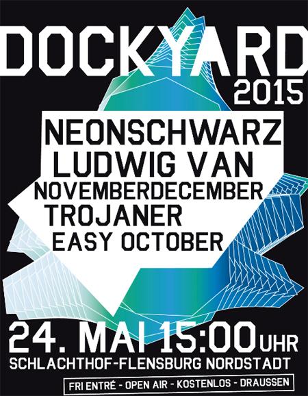 DAS Programm: 72, 5 hours Schlachthof – Butcher Jam – Dockyard Festival