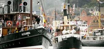 12. Flensburger Dampf Rundum – Europas größtes Dampfertreffen