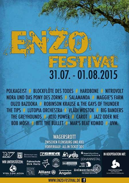 Enzo-Festival – urige Festivalkultur startet doppelt durch