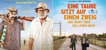 Open Air Kino beim Flensburger Kühlhaus