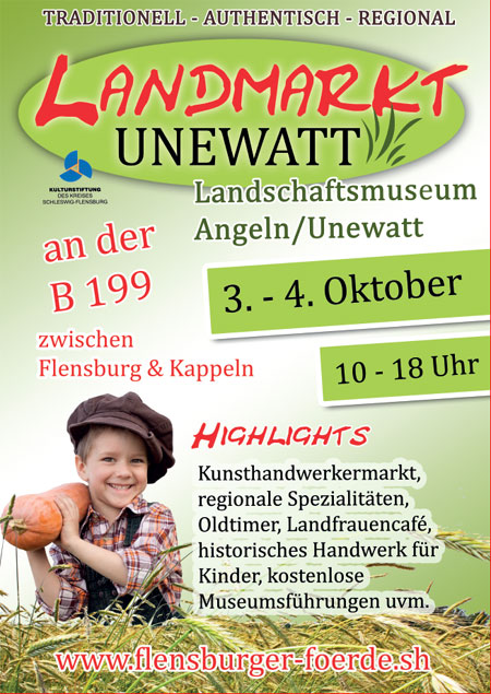 Landmarkt Unewatt – traditionell, authentisch, regional