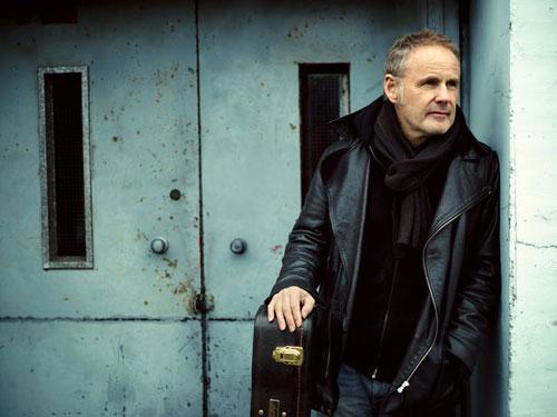 Nicht schnacken, Musik machen – Reinhold Beckmann live im Deutschen Haus Flensburg