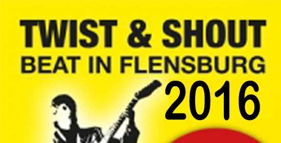 Auch 2016: Twist & Shout im Deutschen Haus in Flensburg