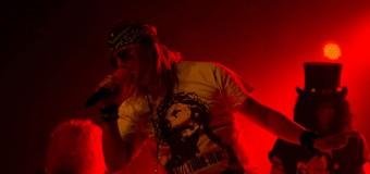 Reise in die Rockgeschichte: Gun´s Roses Jam live im Roxy Flensburg