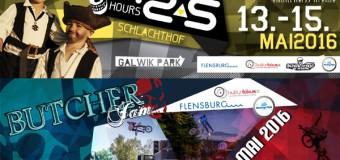 72, 5 hours Schlachthof – Butcher Jam – Dockyard Festival 2016 in Flensburg
