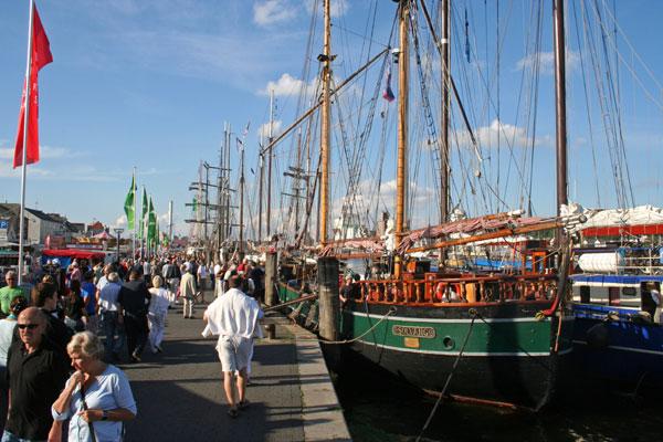 Ausblick: SAIL Flensburg  – Das Maritime Bürgerfest