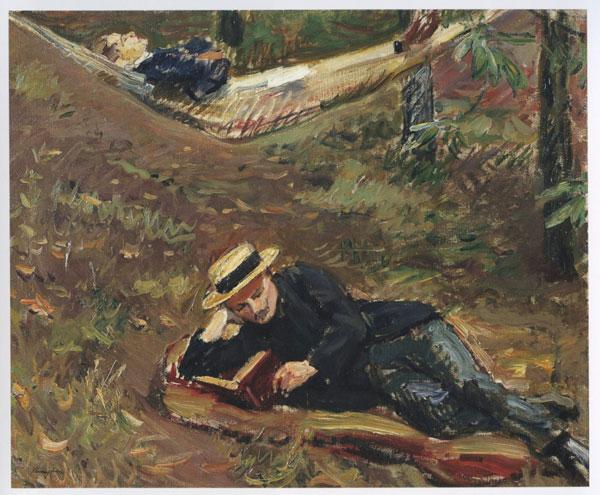 Demnächst neue Ausstellung auf dem Museumsberg: Impressionismus. Max Slevogt