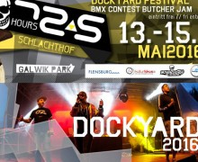 Pfingsten! 72, 5 hours Schlachthof – Butcher Jam – Dockyard Festival