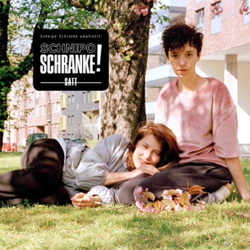 Schnipo Schranke live im Flensburger Kühlhaus