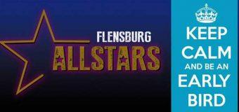 FLENSBURG ALLSTARS – Die DJ-Elite im Deutschen Haus