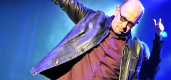 Chris Thompson, Stimme der Manfred Mann´s Earth Band live in Flensburger Roxy