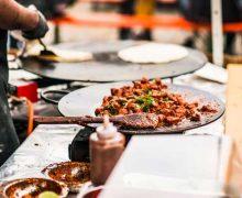 Street Food Event 2017 in Flensburg an der Hafenspitze
