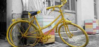 Phänomenta-Sonderausstellung zum 200. Geburtstag des Fahrrads