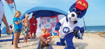 Das DLRG/NIVEA Strandfest auf der Halbinsel Holnis
