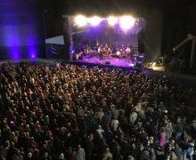 4000 Besucher feierten begeistert das Flens Festival