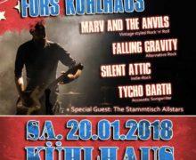 Flensburg fürs Kühlhaus