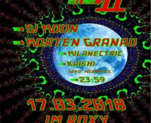 """Roxy-Concerts in Flensburg: Goa """"Back to the Moon Part 2"""""""