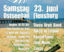 Ostseebad Flensburg: StrandGUT Festival