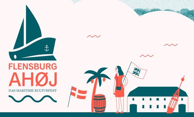 """Neues Hafenfest """"Flensburg Ahøj"""" direkt am Hotel Hafen Flensburg"""