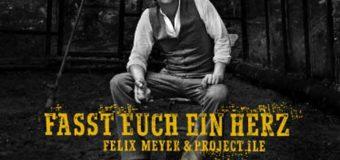 FELIX MEYER & ERIK MANOUZ live im Kühlhaus Flensburg