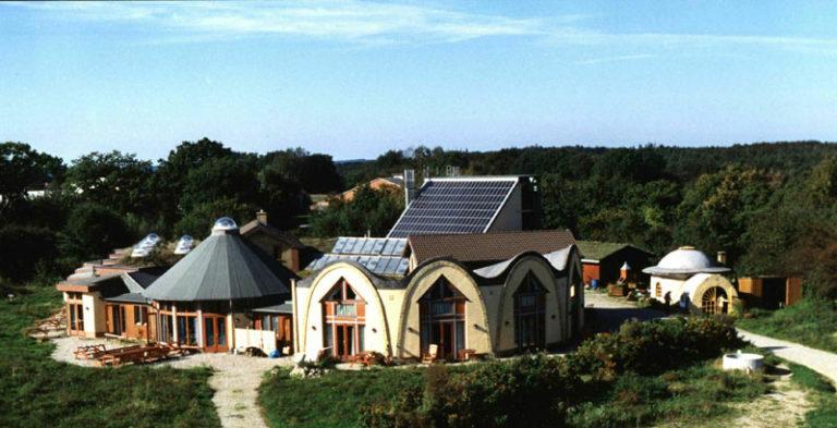 artefact wird 30: Grundsteinlegung  des Zentrums für nachhaltige Entwicklung war am 4.Oktober 1989