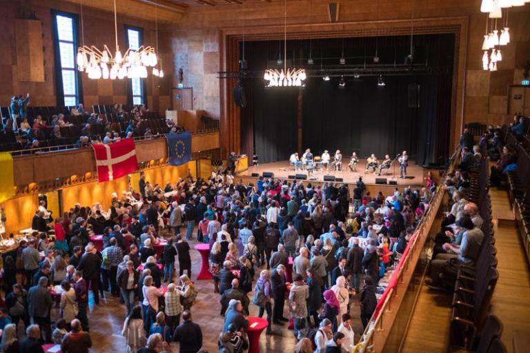 Fest der Kulturen im Deutschen Haus
