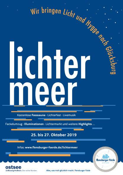 LICHTERMEER! Lichterglanz und gemütliche Stunden in Glücksburg