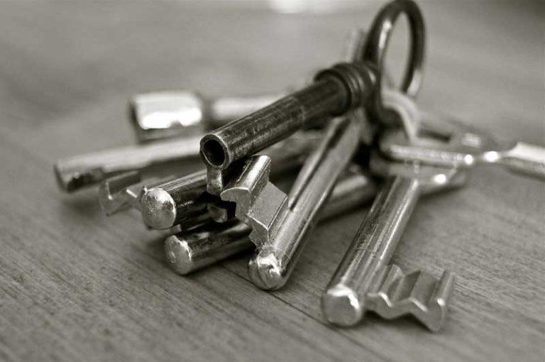 Sichere Verwahrung für ihre Schlüssel