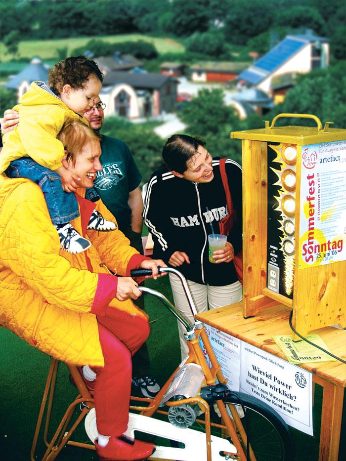 artefact Powerpark bei Flensburg ab Pfingsten wieder täglich geöffnet