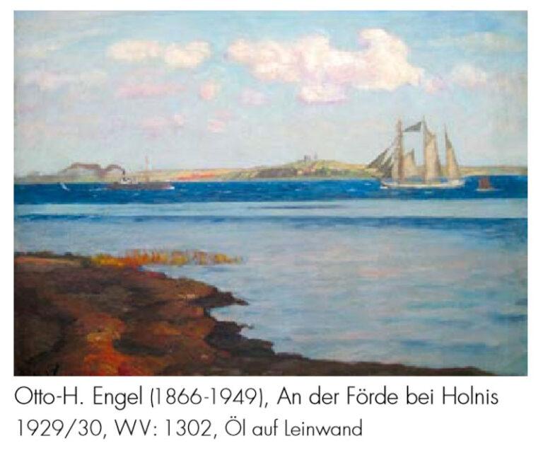 Meisterwerke des 19. und 20. Jahrhunderts in der Kunsthandlung Messerschmidt