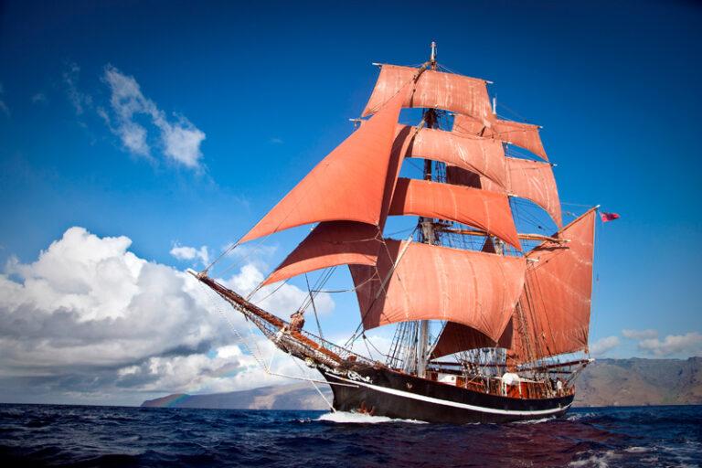"""Flensburg: """"Willkommen an Bord"""" auf dem Segelschiff Eye of the Wind"""