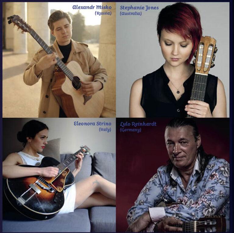 """Die """"Nacht der Gitarren"""" im Flensburger Kühlhaus"""