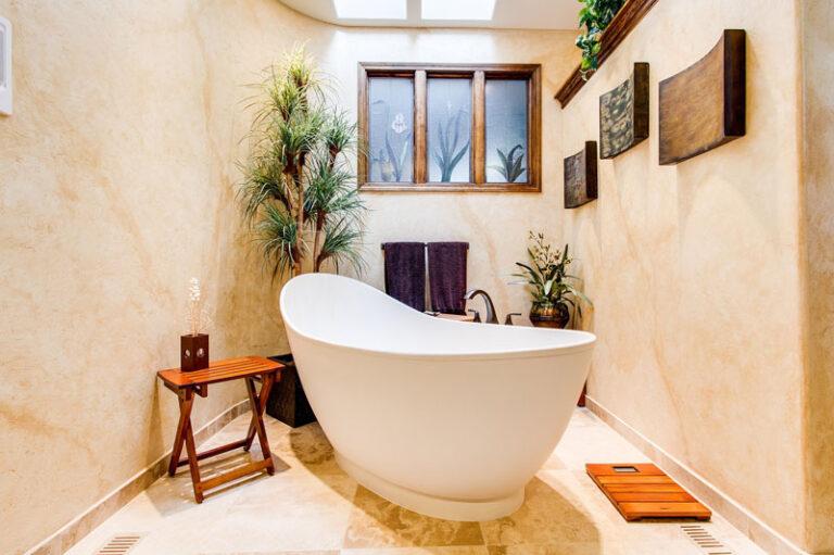 Die freistehende Badewanne – was kann sie wirklich?